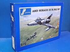 PJ Productions 721028 1/72 AMD Mirage IIIR/rz/5F-Modelo Kit