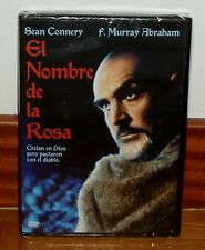 Le Nom de la Rose DVD Neuf Thriller Sean Connery R2