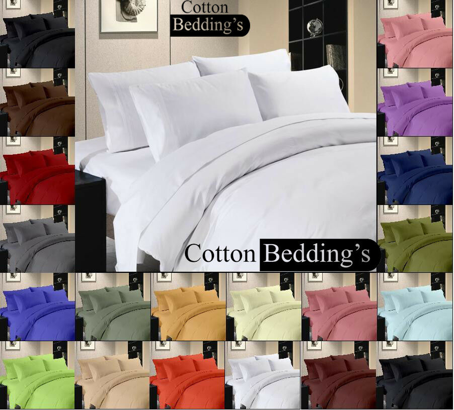 Cotton Bedding's