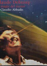 Abbado - Claude Debussy la magia del suono libro + CD cofanetto IntesaBci R