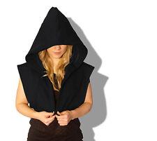 Black Arrow hood UNISEX Oliver Queen Green cosplay costume fancy dress mask