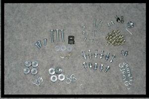 150 tlg. Vespa Schrauben Satz Kit Rahmen/Motor etc. 125 VNA VNB GTR Super TS LML