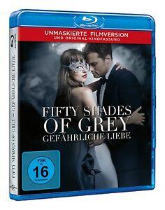 Fifty Shades of Grey - Teil: 2 Gefährliche Liebe [Blu-ray/NEU/OVP] Unmaskierte