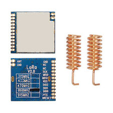 10pcs/lot FCC approved 915M 100mW sx1276 long range 4Km RF wireless LoRa Modules