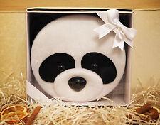 ALBUM Panda Baby Shower regalo memoria ALBUM fatto a mano LIBRO neonato regalo PANDA