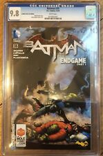 Batman #35 La Mole Comic Con Variant New 52 CGC 9.8