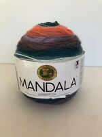 NEW Lion Brand Yarn Mandala Pegasus 210  ~ 590 Yds Lot# 615917