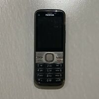 Nokia C5 2.2'' 3G - Grey - Working Condition - Unlocked