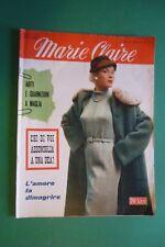 Marie Claire 49/1956 Elizabeth Liz Taylor Heinz Oestergaard Fath Myricae