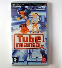 TUBE MANIA - jeu / game Sony PSP - NEUF sous blister / NEW.