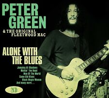 PETER GREEN - ALONE WITH THE BLUES 2 CD NEW