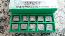 LOVEJOY Carbide Inserts SEC-42A4 GR 586XRM - 10 Inserts/Box