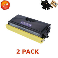 2 Laser Black Toner Cartridge TN570 TN540 Fits Brother Hl5140 Dcp8040 Printer