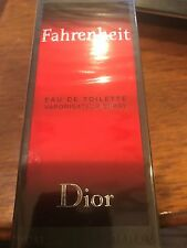 Fahrenheit by Christian Dior Mens Cologne 4.2 fl oz