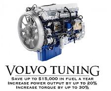 Volvo - D11 - D12 - D13 -D16  - DPF, EGR, SCR delete - eliminate, ECM programmin