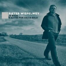 Pieter Wispelwey - JS Bach 6 Suites For Cello Solo [CD]