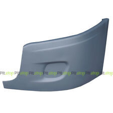 Freightliner Cascadia Front Bumper Cover Left Side Without No Fog Light Hole