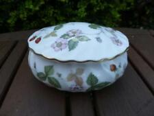 Trinket Dish British Wedgwood Porcelain & China