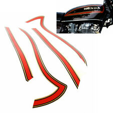 Honda CB 550 K3 Tankdekor Zierstreifen Tank Decal Decor Kit Fuel Tank Stripes