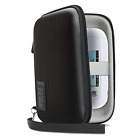 USA Gear Portable WiFi Hotspot for Travel Carrying Case with Wrist black