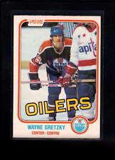 1981-82 O-PEE-CHEE #106 WAYNE GRETZKY NM F2028