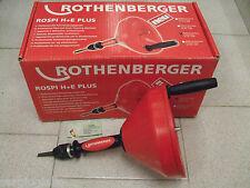 Rothenberger Stura Lavandini manuale elettico ROSPI 8 H+E PLUS art. 7.2095