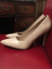 Call It Spring Nude Beige Court Shoes Evening Size 7