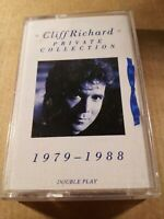 Cliff Richard : Private Collection : Vintage Tape Cassette Album from 1988