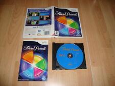 TRIVIAL PURSUIT RVL-RYQP-ESPDE EA GAMES PARA LA NINTENDO Wii USADO COMPLETO