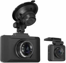 TaoTronics Dual Dash Cams - 1080P FHD Front & Rear Dash Cam w/ Night Version