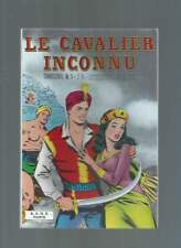 MARCELLO . LE CAVALIER INCONNU N°1 . SAGÉDITION . 1967 .