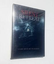 Silent Retreat Dvd 2015 Indie Horror Film Brand New Sealed Rebecca Summers
