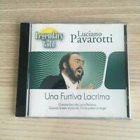 Luciano Pavarotti - Una Furtiva Lacrima - CD Album - 2006 Ireland Fuori Catalogo