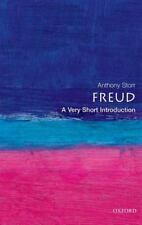 Very Short Introductions: Freud Vol. 45 by Anthony Storr (2001, Paperback)