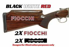 Fiocchi Vinyl Decal Sticker For Shotgun / Rifle / Case / Gun Safe / Car / a