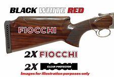 Fiocchi Autocollant Vinyle Autocollant pour fusil/carabine/case/GUN Safe/Voiture/A