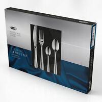 Stellar Sterling 24 Piece Stainless Steel Boxed Cutlery Set 25 Year Guarantee