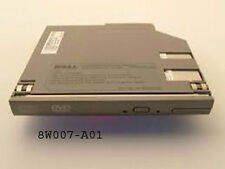 DELL Latitide D620 DVD CD RW Optical Drive 8W007-A01 TS-L462D Tested Good