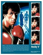 VINTAGE CLASSICS - Grenada 9634 Famous Movie Actor - Boxing - Set Of 3 - MNH