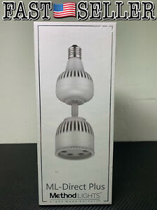 Method Lights ML-Direct Plus Screw in LED Picture Light Home Light-Fixture Ready