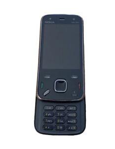 Nokia N86 8GB Black (Simlock Frei) Smartphone 3G 8MP ZEISS WLAN GPS Wie NEU!
