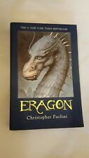 Eragon  by Christopher Paolini Paperback, like new.