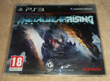 not for resale . promo only . press édition / Metal Gear Rising PS3