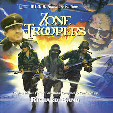 ZONE TROOPERS / THE ALCHEMIST - COMPLETE - LIMITED 1000 - OOP - RICHARD BAND