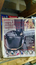 Ash, Charcoal & Utility Container with Shovel