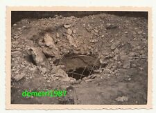 Foto bunker BINGO fronte orientale 2 WK IIWW!