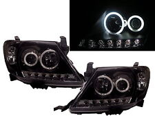 HILUX VIGO SR5  05-11 PRE-FACELIFT CCFL Projector Headlight BK for TOYOTA RHD
