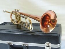 1971 Yamaha made COPPER🎺 CONN 21B Coprion Trumpet - Case & Conn 7c Mouthpiece