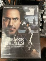 Sherlock Holmes: A Game of Shadows DVD, 2015 Brand New Sealed