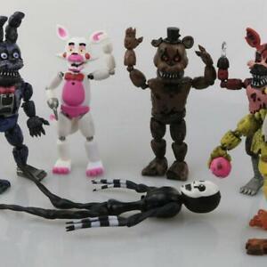 1stk Five Nights At Freddy's FNAF Action-Figuren PVC Freddy Fazbear Bär Geschenk